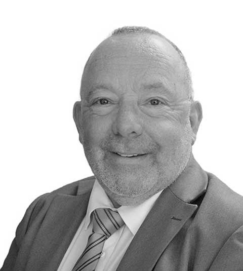 Keith Worger, Sales Manager