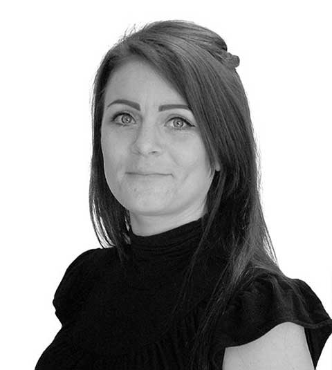 Louise Saunders, Sales Executive